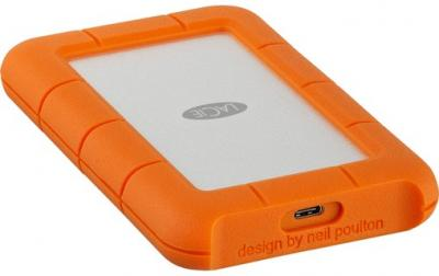 LACIE Rugged 2 To - Blanc