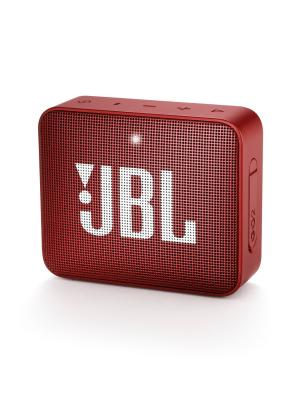 Enceinte Bluetooth Go 2 - JBL - Rouge