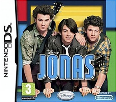 Jonas brother pour ds