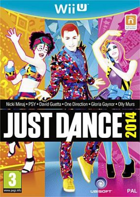 Just Dance 2014 Jeu Wii U