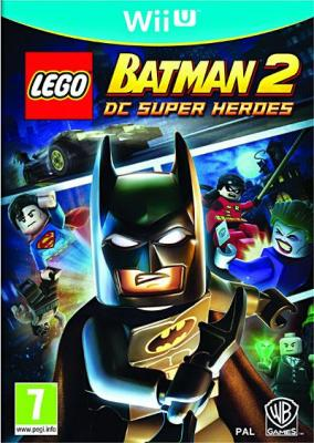 Lego batman 2 : dc super heroes R0362