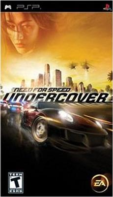 Sony Need for speed : undercover