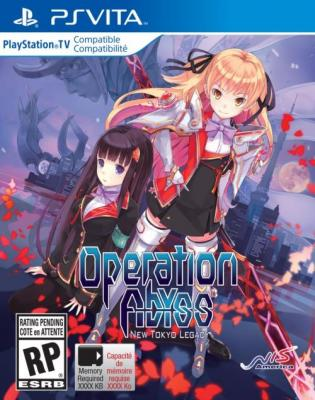 Operation Abyss - New Tokyo Legacy