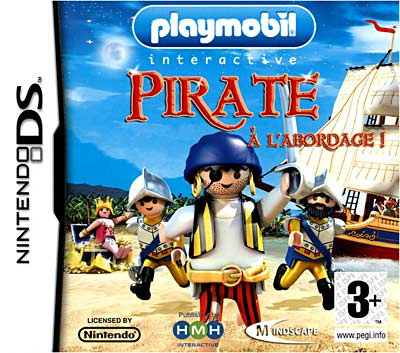 Playmobil - Pirate, À L'abordage !