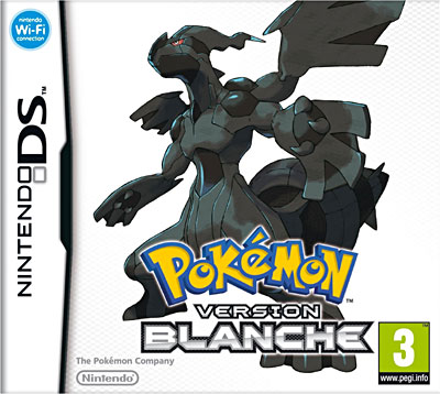 Pokémon Version Blanche