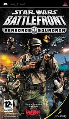 Star Wars Battlefront - Renegade Squadron