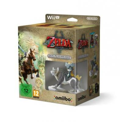 Nintendo The Legend of Zelda : Twilight Princess HD