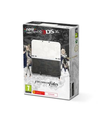 Console New Nintendo 3DS XL Fire Emblem Fates Heritage Edition