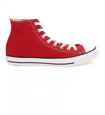 Converse All Star Hi, 44 EU, rouge