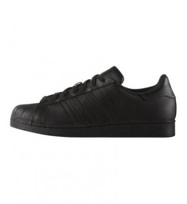 Baskets Superstar Noir Adidas Originals