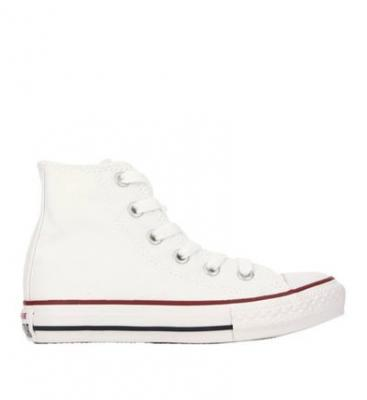 Baskets Chuck Taylor All Star High Blanc Converse