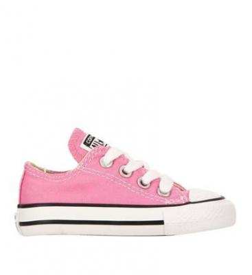 Converse Chuck Taylor Baskets Fille Rose