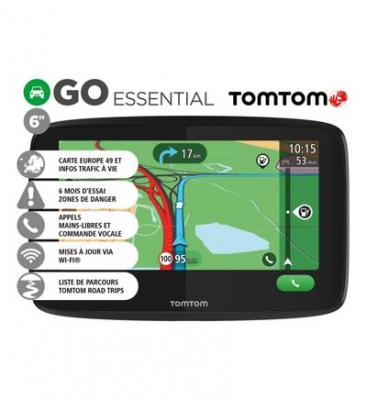 GPS Tomtom Go Essential 6'' Europe 49 pays