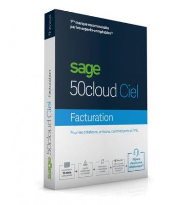 Sage 50C Facturation 30 jours d'assistance