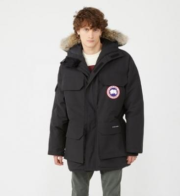 Parka Expedition Noir Canada Goose