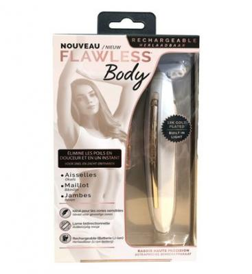 FLAWLESS BODY RECHARGEABLE