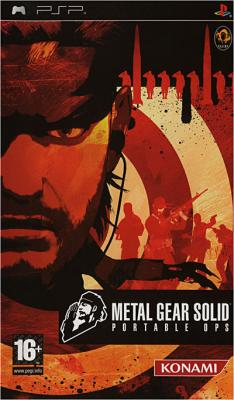 Metal Gear Solid : Portable Ops Essentials