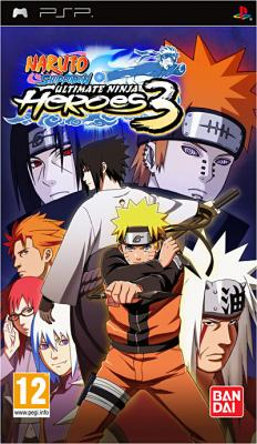 Naruto Shippuden - Ultimate Ninja Heroes 3 - Essentials