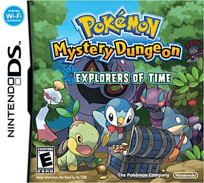 POKEMON DONJON DS