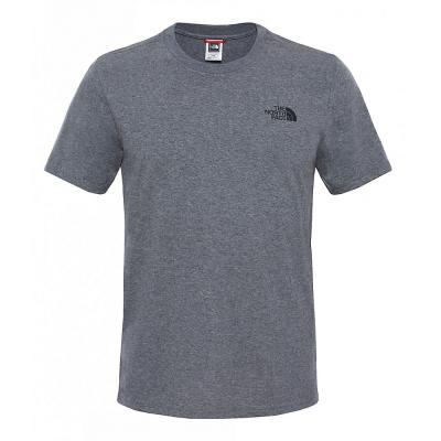 T shirt the north face simple dome s