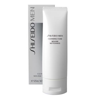 Mens Cleansing Foam de Shiseido (125ml)