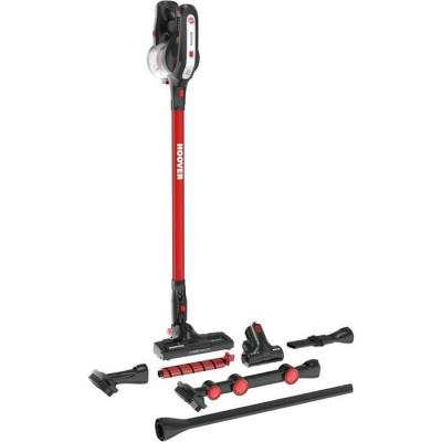 Aspirateur balai Hoover H-Free Home & Car HF18RRXL Rouge