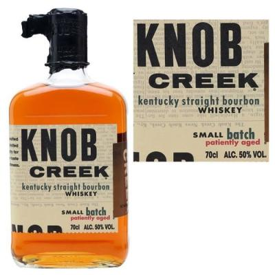 KNOB CREEK patiently aged 50%