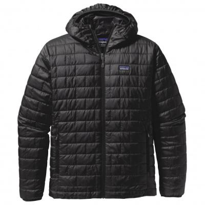 Patagonia - Nano Puff Hoody - Veste synthétique taille XL, noir