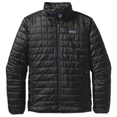Patagonia - Nano Puff Jacket - Veste synthétique taille M, noir