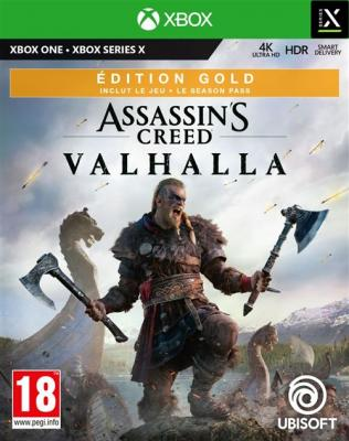 Assassin's Creed Valhalla Edition Gold Xbox Series X - Xbox One