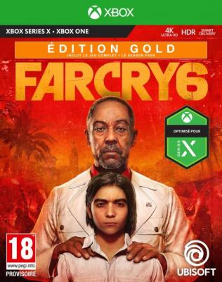 Far Cry 6 Edition Gold Xbox Series X - Xbox One