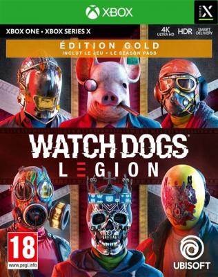 Watch Dogs Legion Edition Gold XBox One - Xbox Serie X