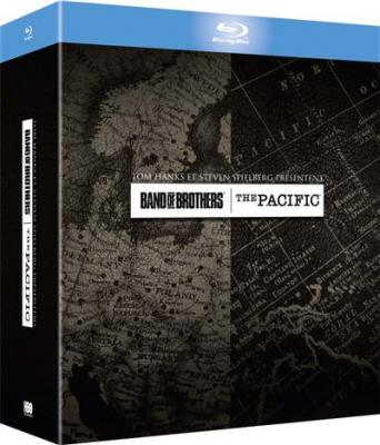 Coffret band of brothers . the Pacific