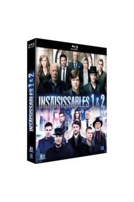 Coffret Insaisissables 1 & 2 Blu-ray