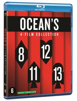 Coffret Ocean's collection 4 films
