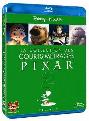 La collection des courts-métrages Pixar, vol. 2