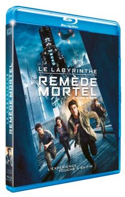 Le labyrinthe le remede mortel bluray