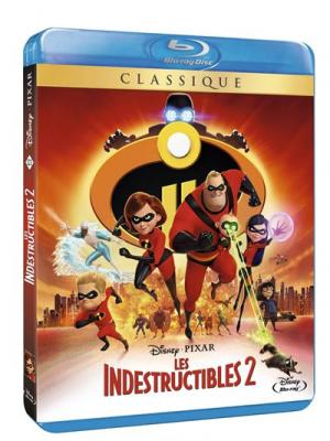 Les Indestructibles 2 Blu-ray