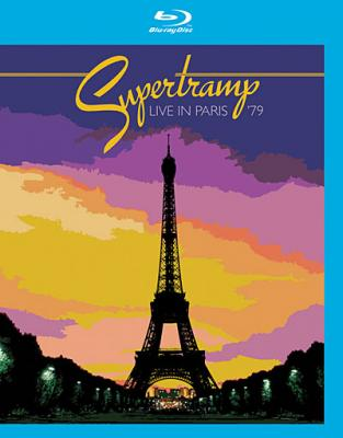Supertramp live in paris '79 blu ray