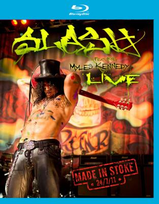 "Slash - Live ""Made In Stoke"" 24/07/2011"