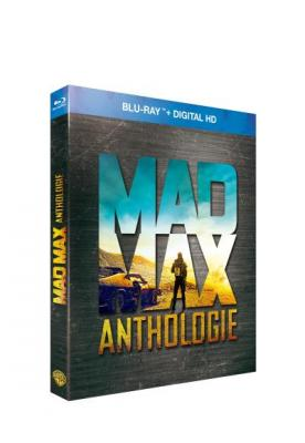 Mad Max ? L'Anthologie ? 4 Blu-ray