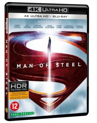 Man of steel Blu-ray 4K Ultra HD
