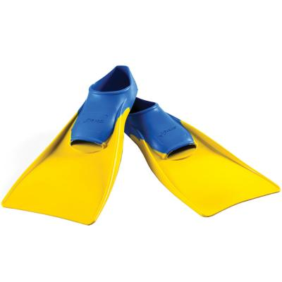 Palmes longues de flottaison Adulte Finis - US 1-3 Blue / Yellow