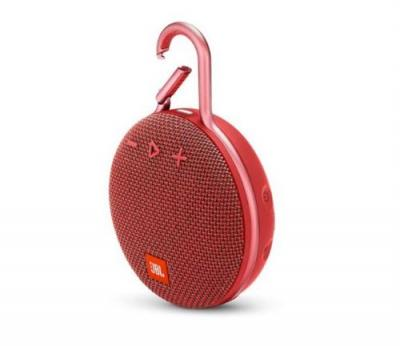 JBL Enceinte bluetooth JBL JBLCLIP3RED