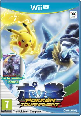 Pokkén Tournament + Carte Amiibo