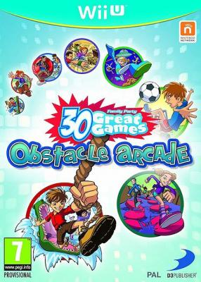 Family Party 30 Great Games Jeu WII U