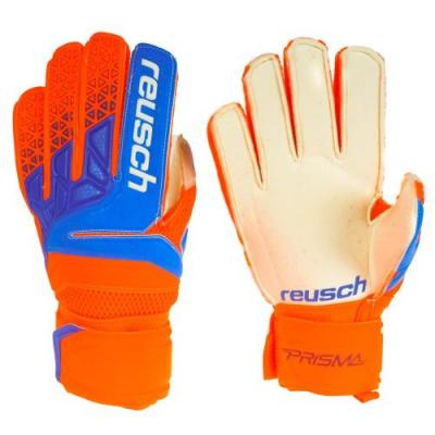 Gants gardien football Reusch Prisma sg train paume blc Orange taille : 10 réf : 54060