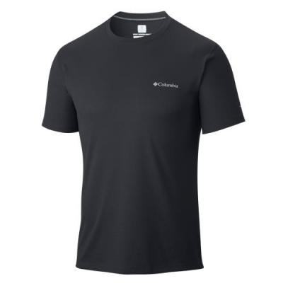 T-shirt Columbia Zero Rules™ Noir Taille S