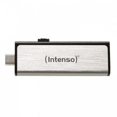 Cle USB 2.0 Intenso Mobile Line 8Go Argent