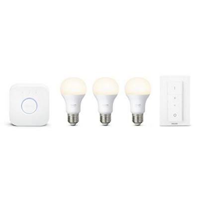 Pack PHILIPS démarrage E27 Hue white